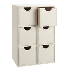 Cream Accessory Drawer