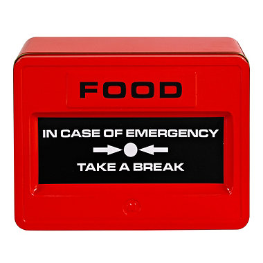 Take A Break Food Tin