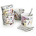 Ice-Cream Cup Set