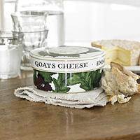 Clare Mackie Porcelain Camembert Cheese Baker & Lid
