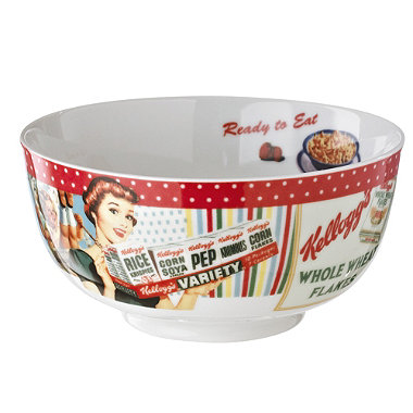 Vintage Kellogg's Bowl