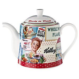 Vintage Kellogg's Teapot