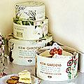 4 Kew Garden Cake tins