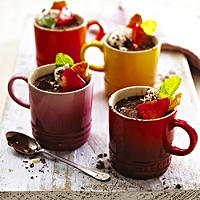 Le Creuset® Bloom 4 Espresso Mugs