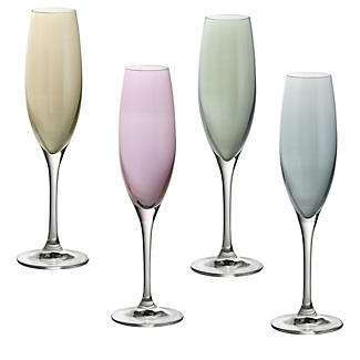 LSA Polka Champagne Flute