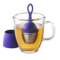 Purple Floatea Infuser