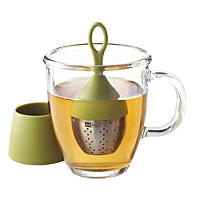 Green Floatea Infuser