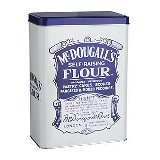 McDougall's Vintage Flour Tin