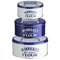 McDougall's Vintage Cake Tin Set of 3