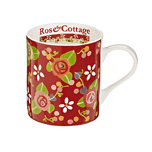 Julie Dodsworth® Rose Cottage Mug