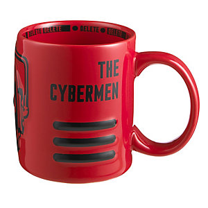 Doctor Who Cybermen Mug