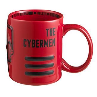 Doctor Who Cybermen Mug