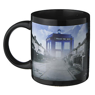 Doctor Who Heat Reveal Mug alt image 4