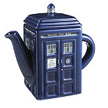 Doctor Who Tea Pot