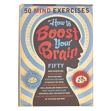 How to Boost your Brain