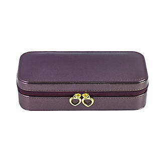 Purple Travel Jewellery Case alt image 1