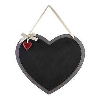Heart Shaped Blackboard alt image 1