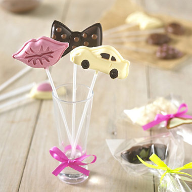 Chocolate Lolly Party Kit