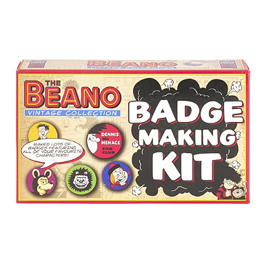 Beano Badge Making Kit