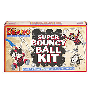 Beano Super Bouncy Ball Kit