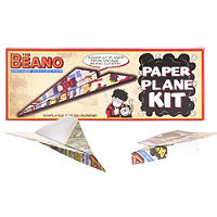Beano Paper Plane Kit