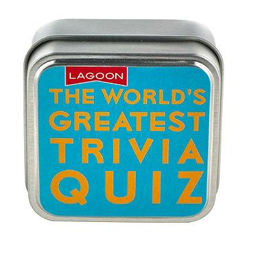 Worlds Greatest Trivia Quiz