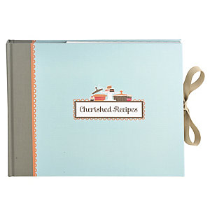 Cherished Recipes File