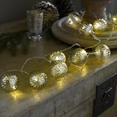 Vintage Led String Lights Merchsource : LED Vintage Bauble Light String in Uncategorised at Lakeland