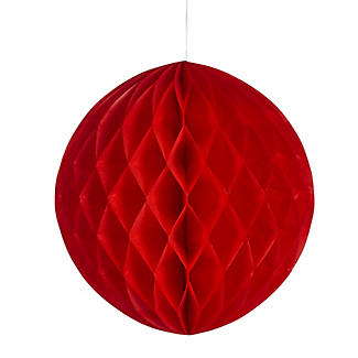 Fold-Out Paper Bauble