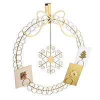 Bauble Over-Door Card Holder