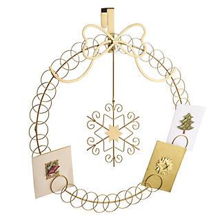 """Türhänger für Weihnachtskarten, """"Weihnachtsbaumkugel"""""""