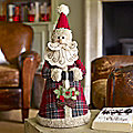 3D Father Christmas