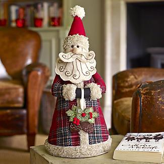 3D Father Christmas