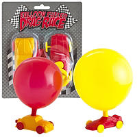Balloon Drag Race
