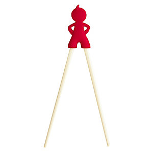 Chopstick Kid Red