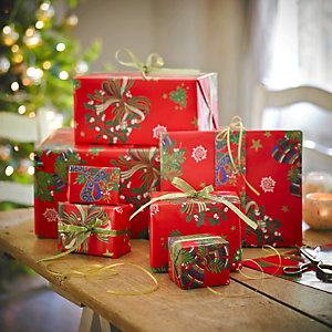 Lakeland Luxury Gift Wrap