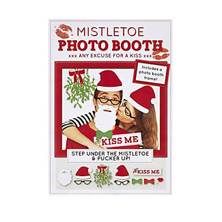 Mistletoe Photo Booth Kit
