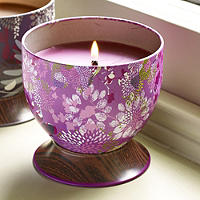 WoodWick® Candles Lavender Ivory