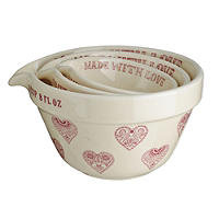 Made With Love 3 Measuring Cups