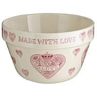 Made With Love Pudding Basin
