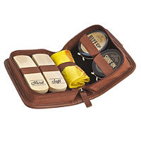 Gentleman's Shoe Shine Kit