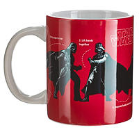 Darth Vader Dance Instructions Mug