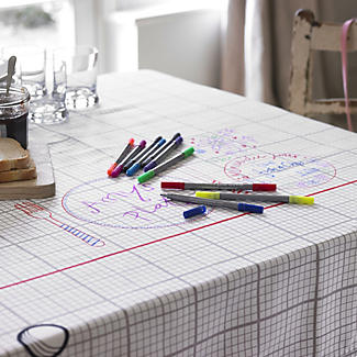 Doodle Tablecloth