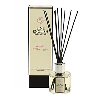 Fine English Lavender and Pink Pepper Diffuser