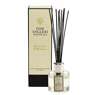 Fine English Lime & Mandarin Diffuser