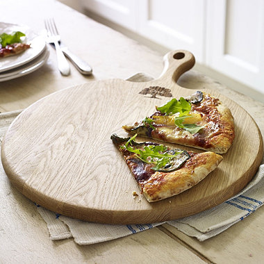 Oak Pizza Board