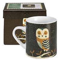 Magpie Wildlife Owl Mug