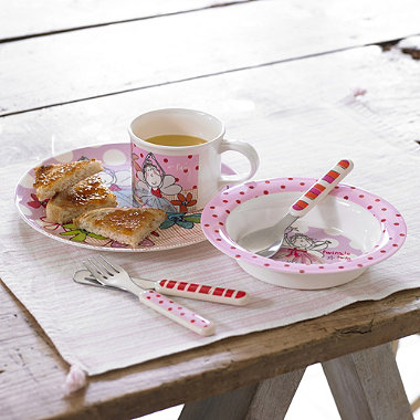 Florabundle Melamine Set
