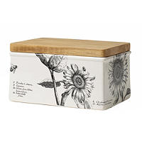 Sunflowers Butter Dish