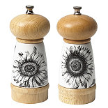 Sunflowers Salt and Pepper Mill Set